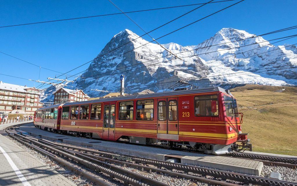 swiss-trains